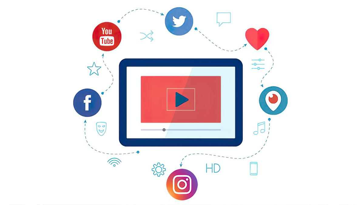 vector video marketing